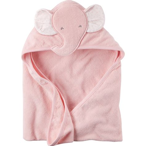 Baby Towel Care Tangan Carters Baby Washcloth Blc 071 s infant elephant hooded towel towels