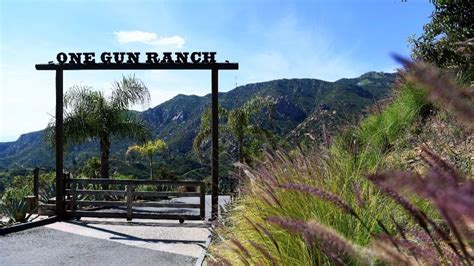 go inside one gun ranch a gorgeous malibu oasis where