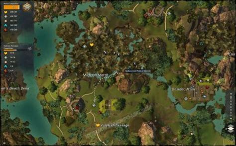 gw2 metrica province map pin metrica province vista guide on pinterest