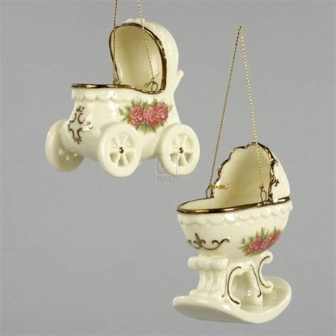 baby carriage ornaments for christmas trees it s