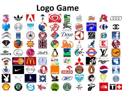 printable logo quiz uk the logo game 6 by chloeharper10 teaching resources tes