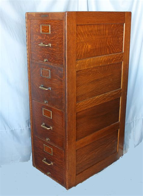 Antique Oak File Cabinet Bargain S Antiques 187 Archive Antique Oak File Cabinet Four Drawers Bargain S