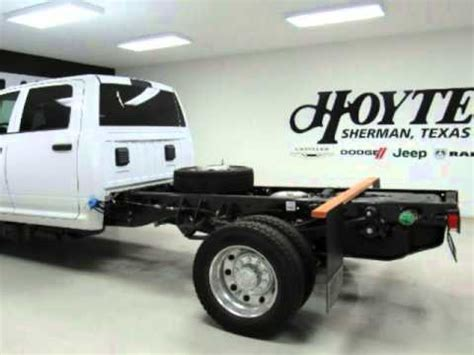 dodge 3500 cab and chassis 2016 dodge ram 5500 4x4 crew cab and chassis slt for sale