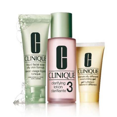 Clinique Skin Care clinique 3 step introduction skincare gift set debenhams