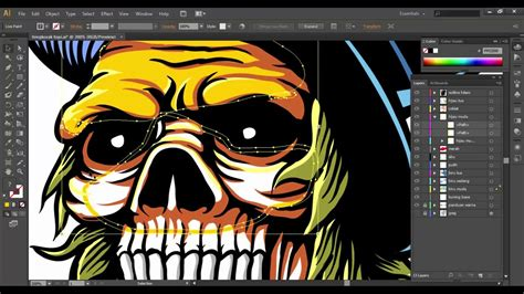 tutorial adobe illustrator bahasa indonesia pemula tutorial tracing dan cabut warna adobe illustrator dan