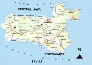 yogyakarta map