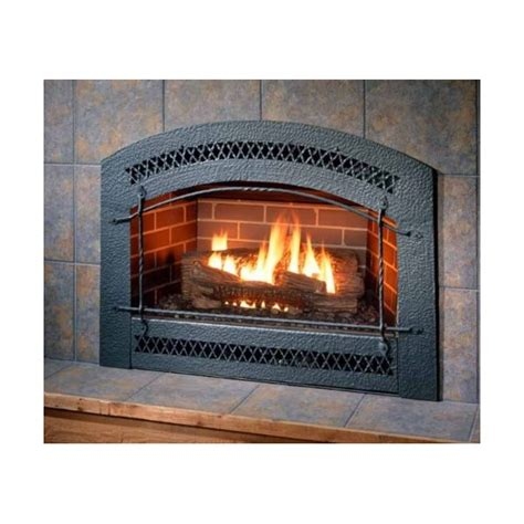 fireplace xtrordinair dv gas insert anaheim patio
