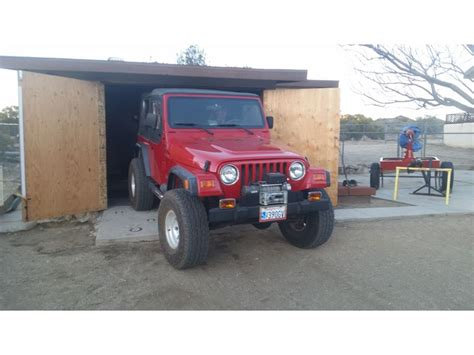 Jeep Wranglers For Sale By Owner 2000 Jeep Wrangler For Sale By Owner In Palm Desert Ca 92261