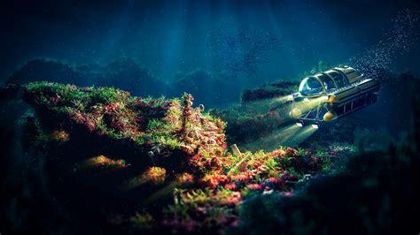 Dive Deeper dive deeper by artturi mantysaari blendernation