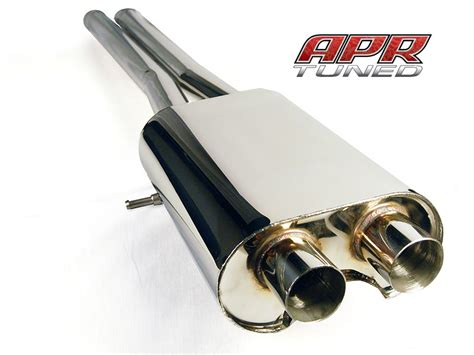 audi allroad exhaust system apr audi a6 allroad 2 7t performance exhaust system