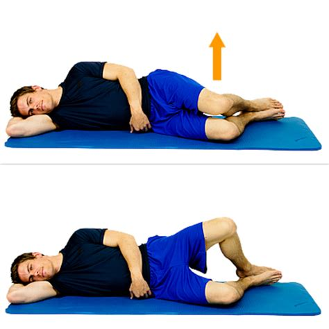 recovering a sofa clamshell exercise for knee back hip and ankle pain lilly physical therapy in edmonds
