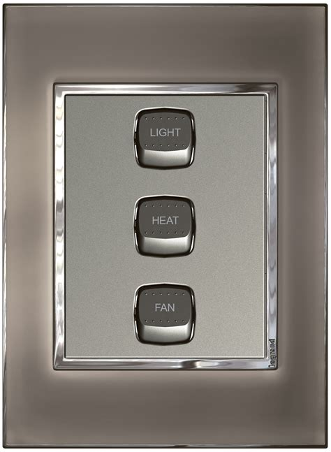 light fan heat switch rocker switches