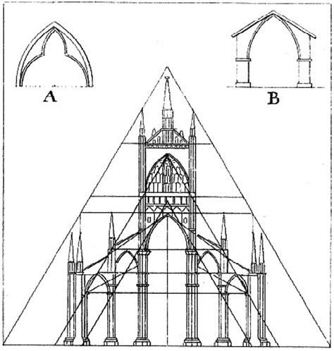 milan cathedral floor plan www quondam com 14 1485 htm
