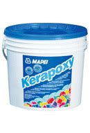 mapei kerapoxy two part epoxy grout 2 kg tub floormart co uk