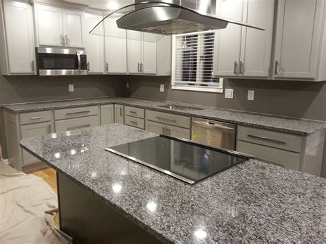 How To Make A Backsplash In Your Kitchen New Caledonia Granite For Kitchen And Bathroom