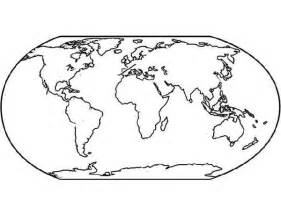 world coloring pages world map for education coloring page science social