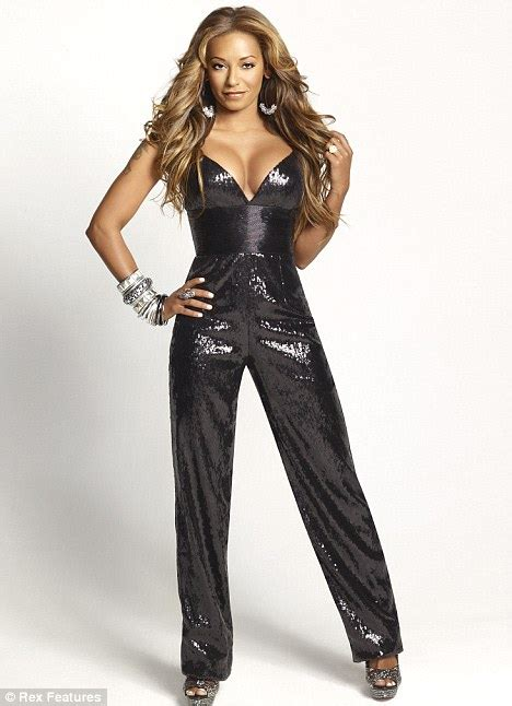 Mel B Reality Tv Show by Mel B On New Reality Tv Show It S A Scary World