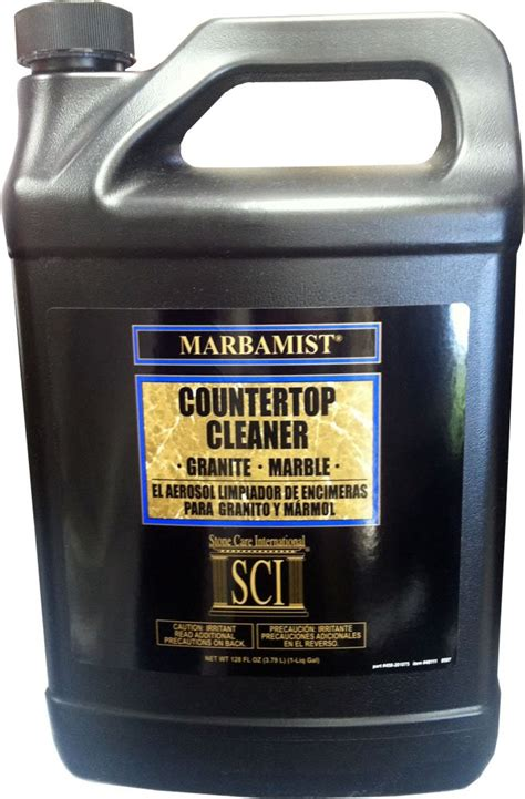 Marbamist Countertop Cleaner by Marbamist Countertop Cleaner Gallon Ebay