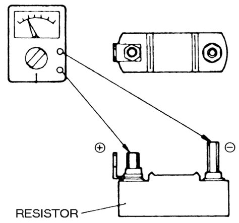 how to check a ballast resistor repair guides electronic ignition diagnosis and testing autozone