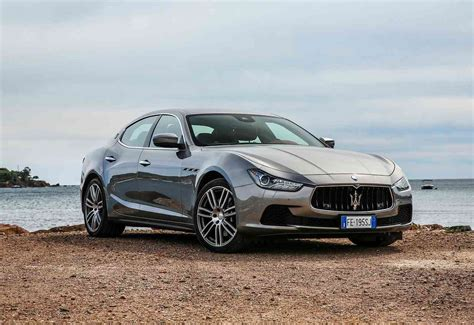 2018 maserati ghibli models changes redesign specs