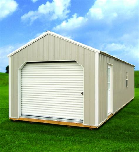 Portable Garage Metal by Sheds Of