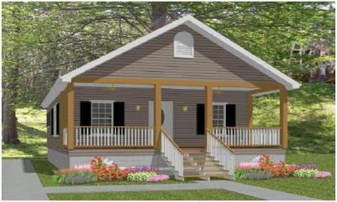 Small House Plans Porches Small Cottage House Plans With Porches Simple Small House