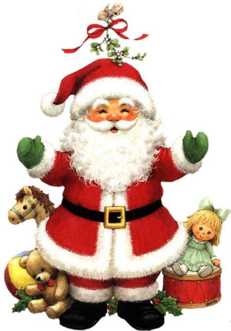 imagenes de santa claus navideñas pap 225 noel santa claus im 225 genes para bajar