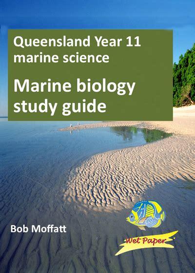 F47r Marine Biology Study Guide