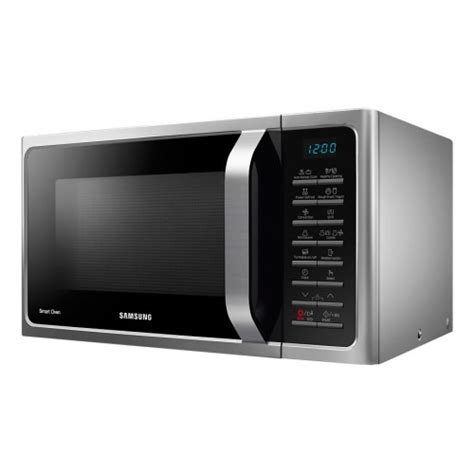 Samsung Microwave Grill samsung mc28h5015as 28l combi grill and convection