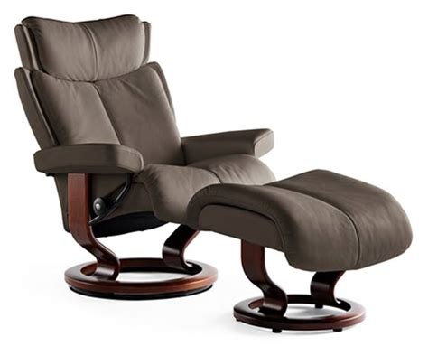 Ekornes Stressless Recliner Stressless Magic Stressless Leather Recliner Chairs