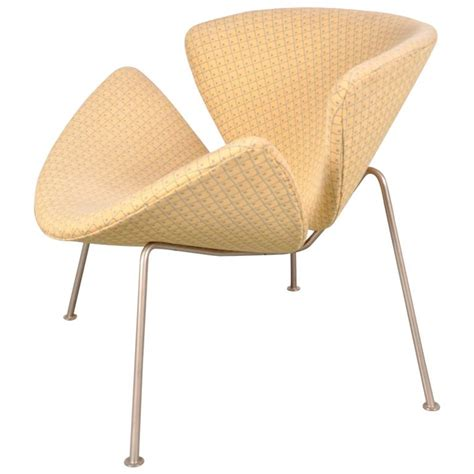 Slice Chair by Edition Quot Orange Slice Quot Chair By Paulin For