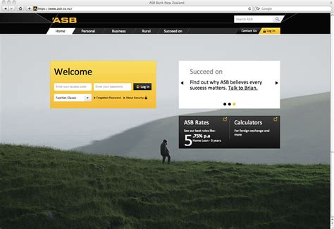 Asb Bank Website The Financial Brand
