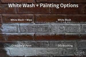 Painting vs. Whitewashing Panelling (and Brick!)   Q Schmitz Home Design & DIYQ Schmitz Home