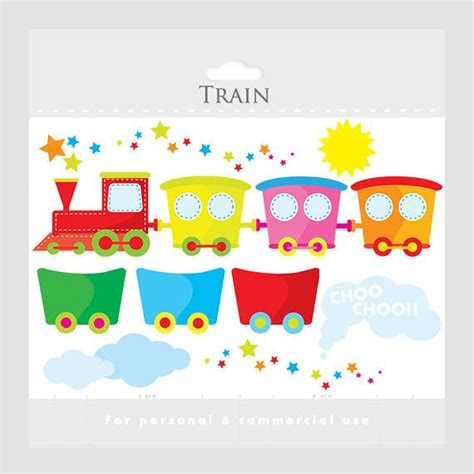 treno clipart treno cucita clipart carino treno clipart e carri sole