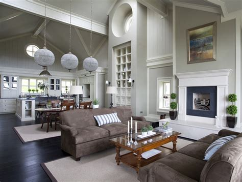 wall morris design  england style house ireland traditional family room dublin