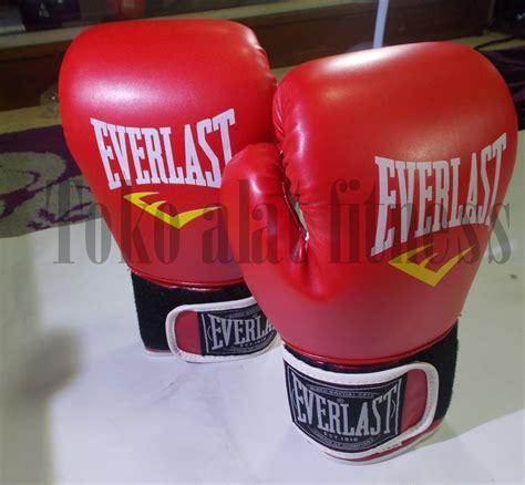 everlast sarung tinju boxing glove 10oz kw toko alat fitness