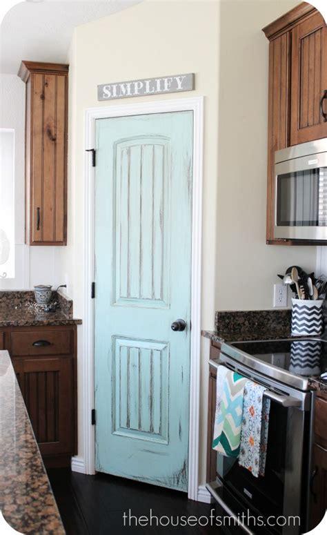 pretty pantry door