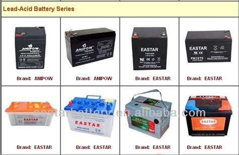 Car Types And Sizes by Car Battery Types And Sizes Pictures To Pin On