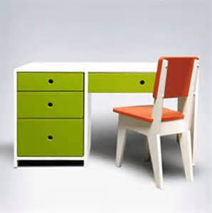 Desk For Kid And Green Children Desk By Ducduc Desk Desks And Child