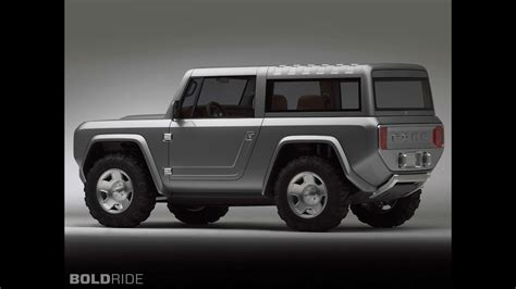 ford bronco concept ford bronco concept