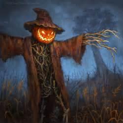 Scary scarecrow by karichristensen on deviantart