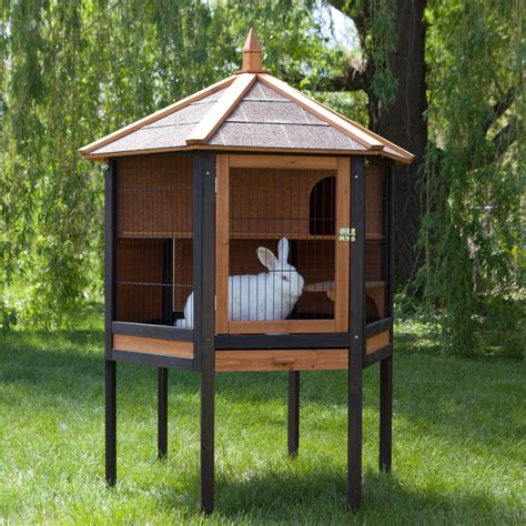 Hutches For Dining Room rabbit cages amp hutches for sale at hayneedle com