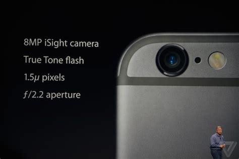 iphone  features  megapixel isight camera