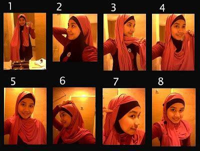 gambar tutorial hijab yang praktis kumpulan hijab tutorial terbaru yang praktis keren dan