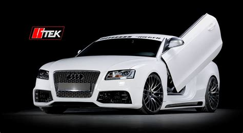 Body Kit Styling Audi S5 Bumpers Sideskirts Spoiler Rieger Tuning