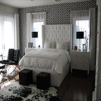 barcelona wallpaper for bedroom painted headboard contemporary bedroom
