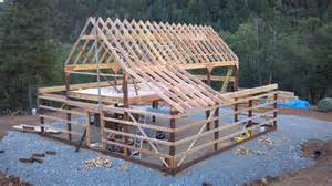 Gambrel Roof Barn Plans by Building An Quot Old Fashioned Appearance Quot New Barn Page 8