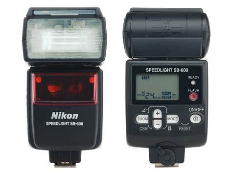 nikon speedlight sb 600 digital photography review