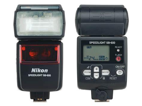 nikon speedlight sb 600 digital photography review