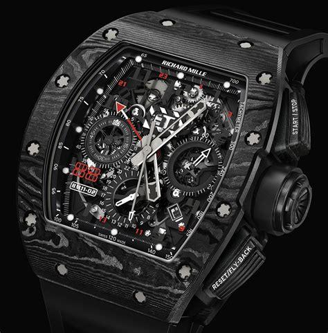 richard mille rm164 black richard mille rm 11 02 automatic flyblack chronograph dual